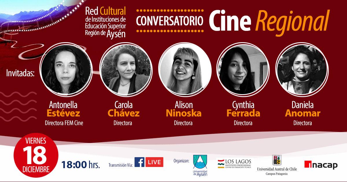 Conversatorio Cine Regional