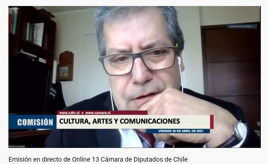 Universidades Regionales exponen a la Cámara de Diputados(as) Omisiones y Enfoque Centralista del Proyecto de Ley de Patrimonio Cultural