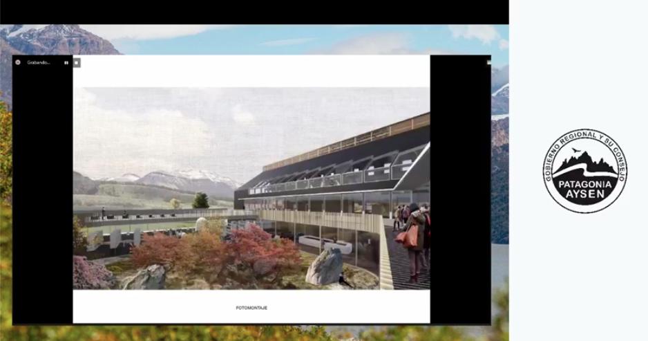 UAysén presenta al Consejo regional avances de su proyecto de infraestructura