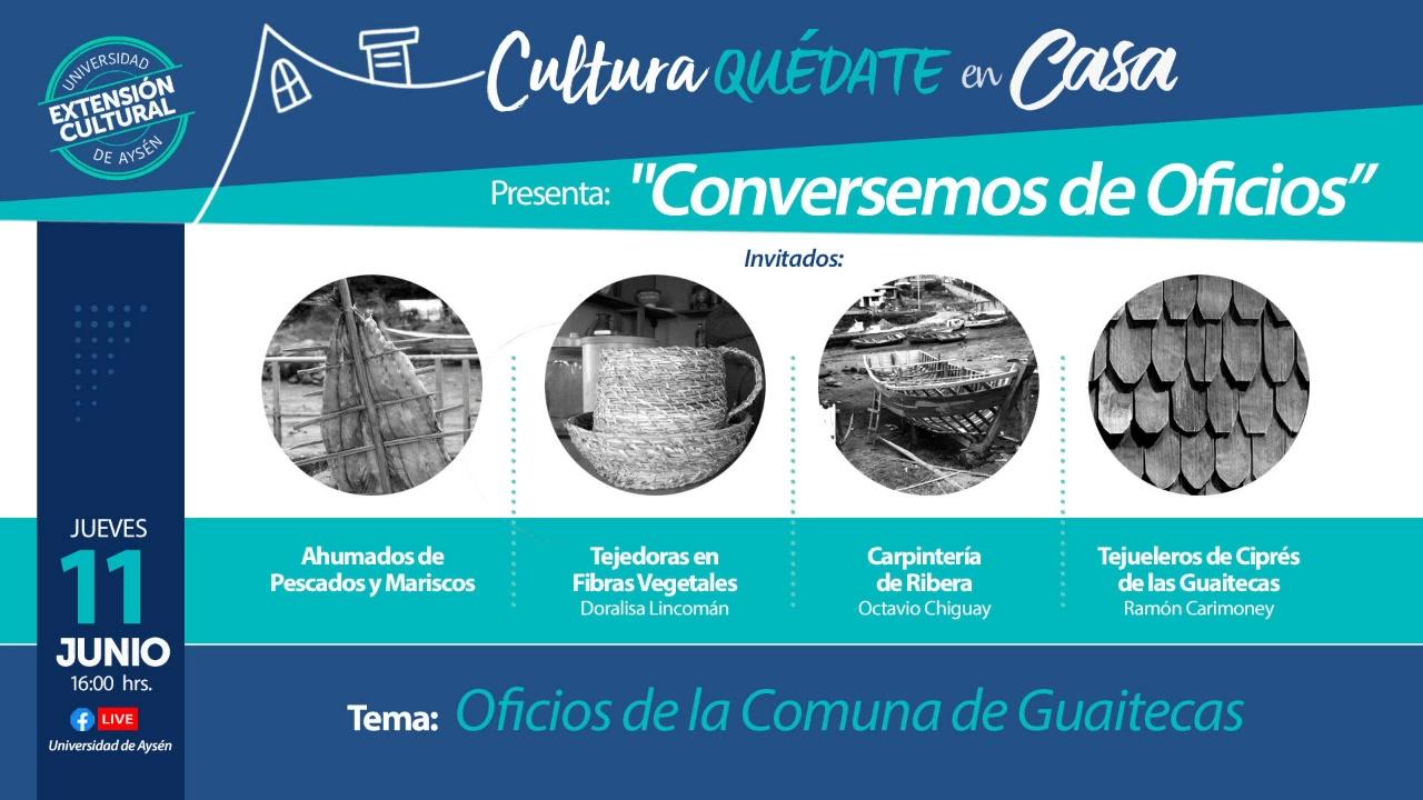 Oficios de la Comuna de Guaitecas