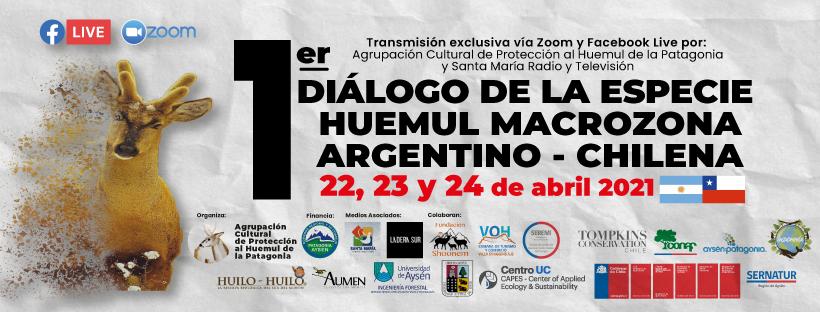 Se realizará primer diálogo sobre la especie Huemul de la Patagonia macrozona argentino-chilena