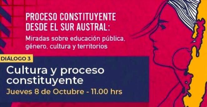 Dialogo Cultura y Proceso Constituyente