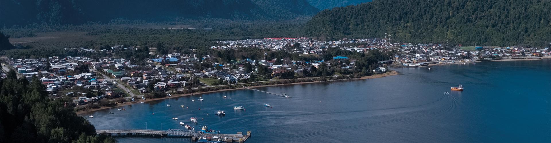 Con Viento sur: Rumbeadores del Norlitoral de la Patagonia Aysén