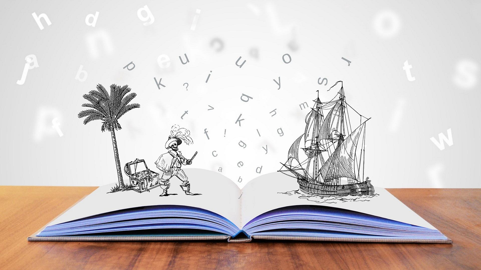 Universidades estatales del sur austral celebran Día del Libro y el Derecho de Autor