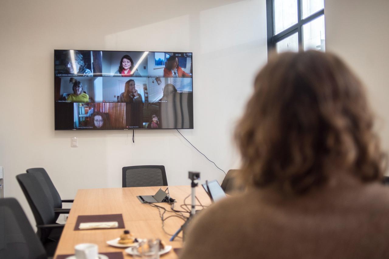 Subsecretaria Ciencia y rectoras universitarias acuerdan iniciar agenda de trabajo por la Igualdad de Género en la ciencia